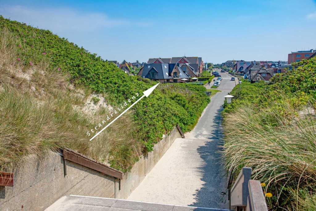 Strandresidenz-Sylt, Wohnung 'Hooge'