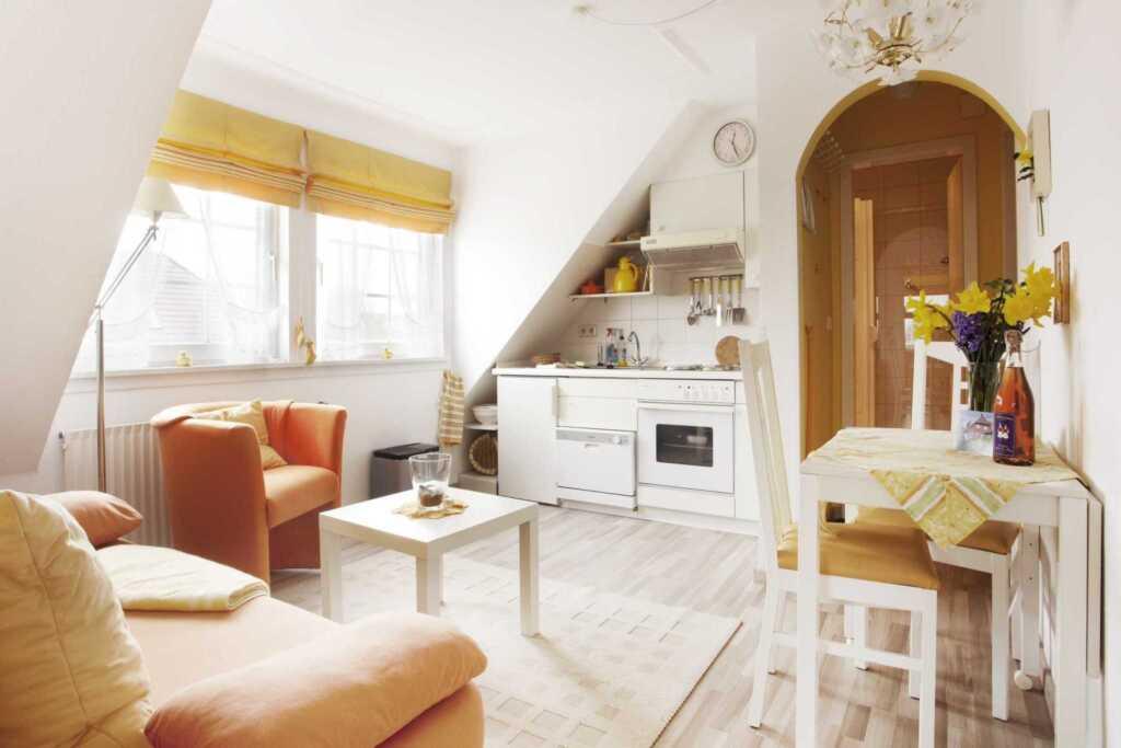 Gästehaus Rüm Hart - Detlef Martensen, Wohnung bla