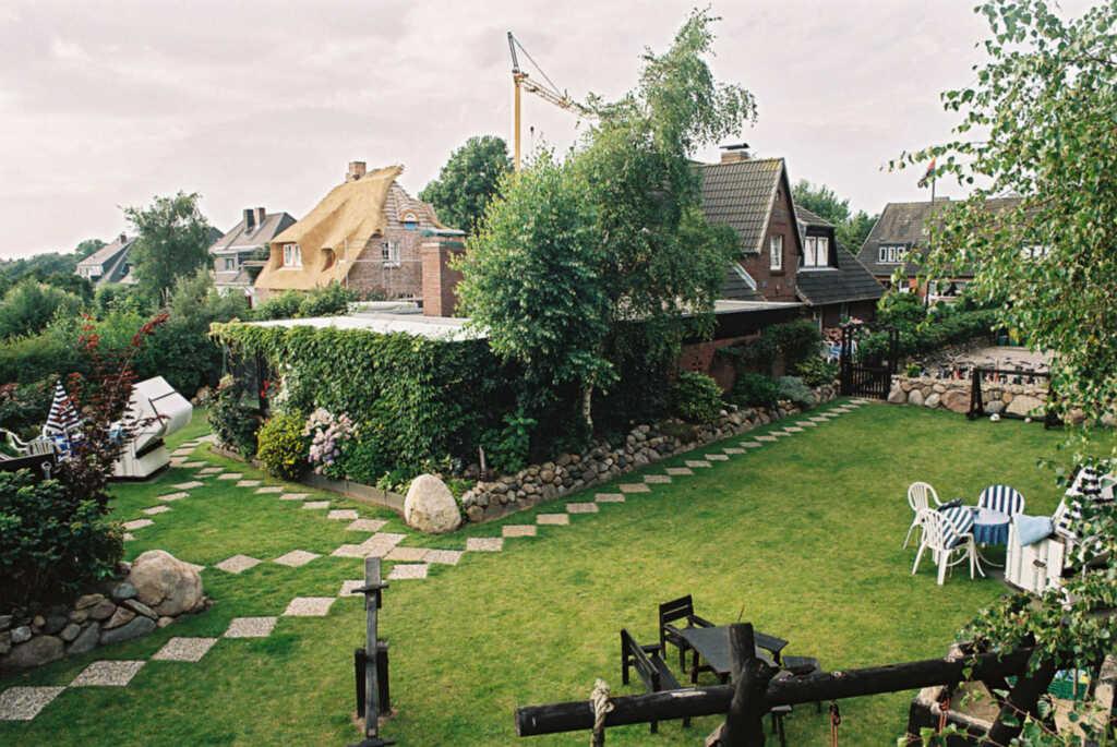 Gästehaus Rüm Hart - Detlef Martensen, Wohnung grü