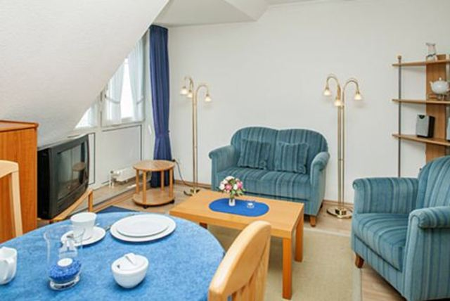 G�stehaus Jacobsen 1, Ferienwohnung 1. Etage Ost