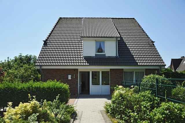 Gästehaus Jacobsen 1, Ferienwohnung 1. Etage West