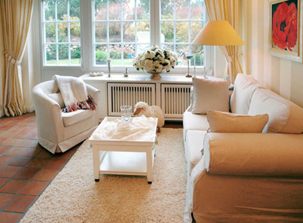 Haus Knutthof, 4-Sterne-Ferienhausteil unter Reet