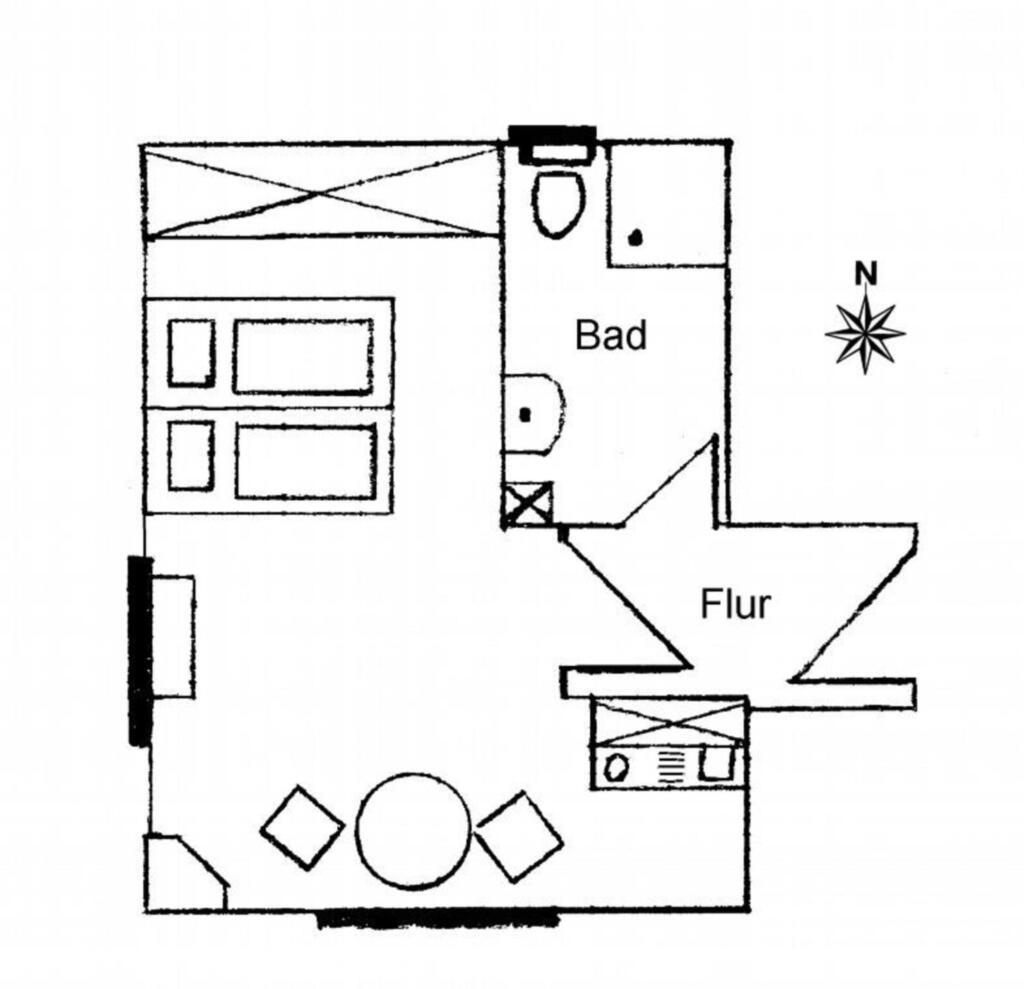 Haus Thule, Wohnung 1