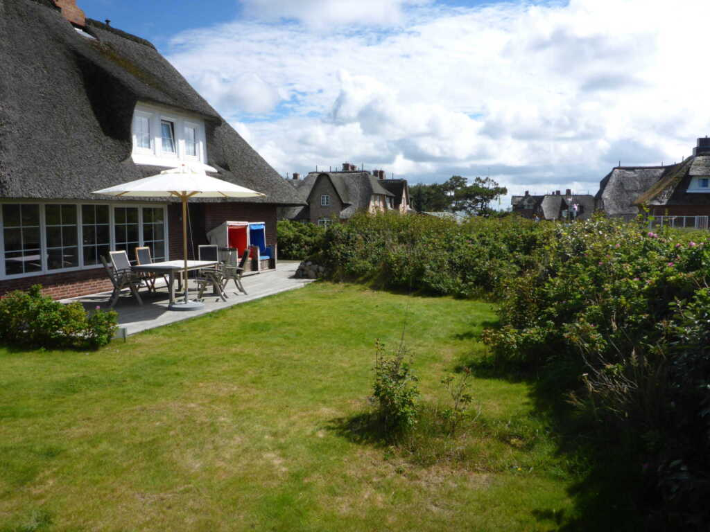 S�l'ring H�s in Rantum, Ferienhaus S�l'ring H�s