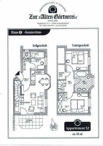 Wohnpark 'Zur Alten Gärtnerei', Wohnung 52