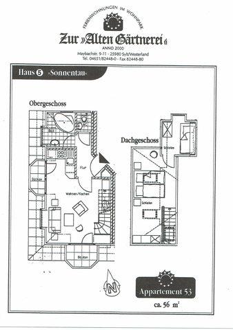 Wohnpark 'Zur Alten Gärtnerei', Wohnung 53