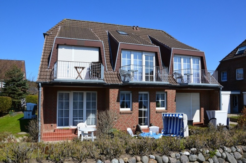 Haus Amselweg 17, Amselweg 17 Ferienwohnung Nr. 6