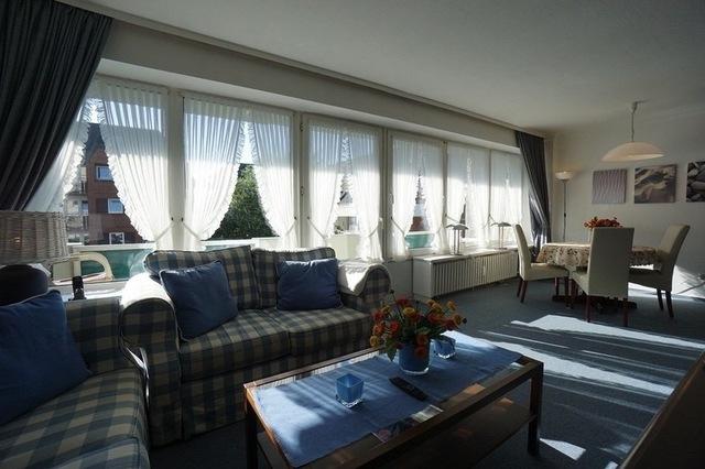 Haus Bomhoffstra�e - App. Pfeiffer, Ferienwohnung
