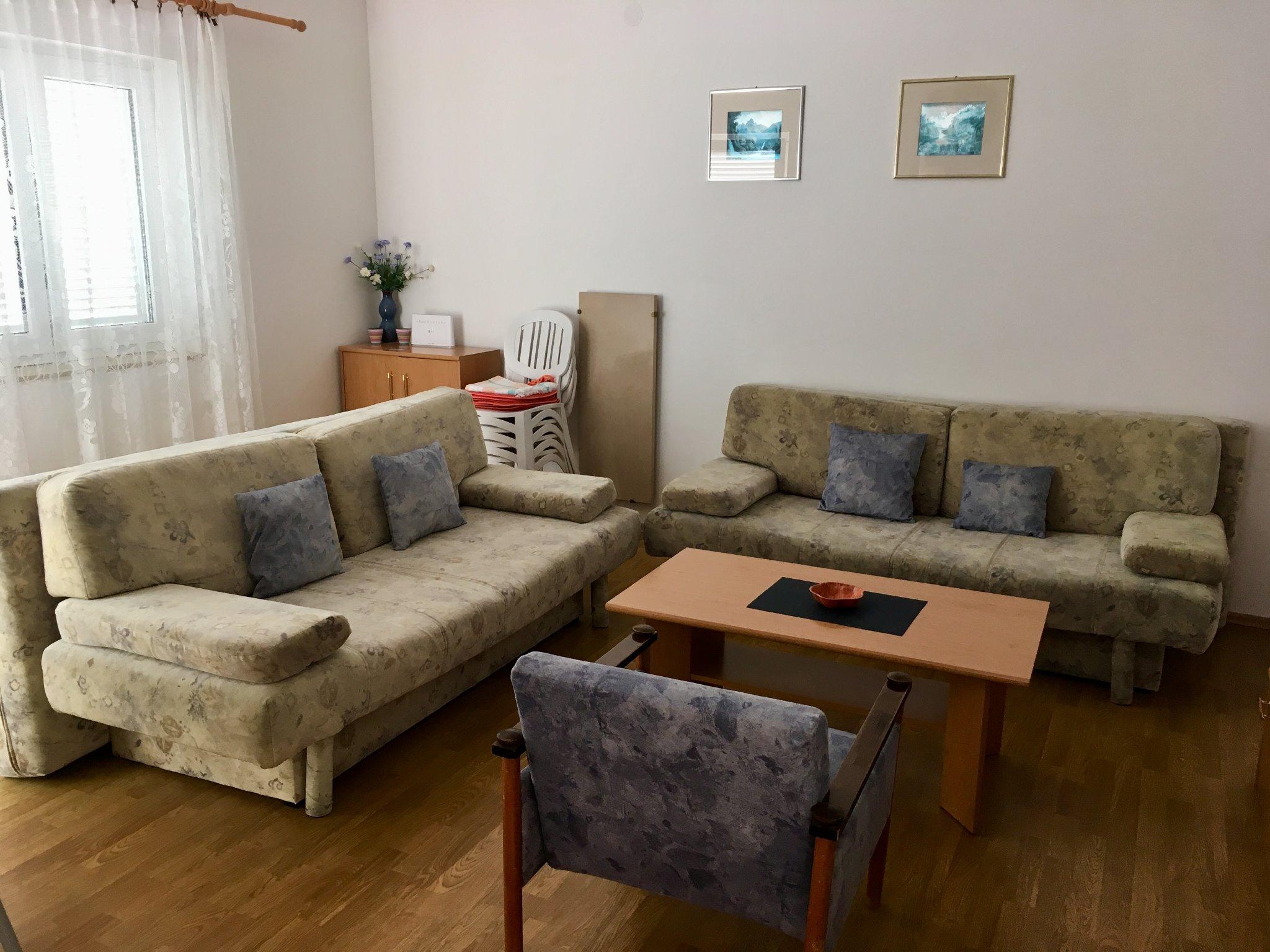 Kuche und Wohnzimmer - 1. Stock