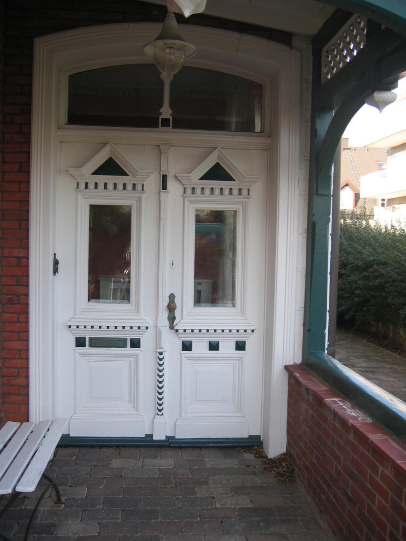 Bädervilla, 6-Zimmerwohnung 'Hauptwohnung'