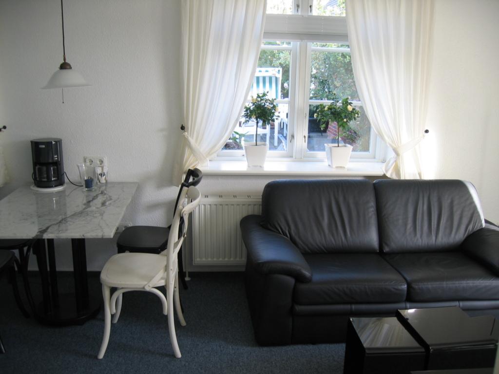 Bädervilla, 2-Zimmerwohnung 'Appartement'