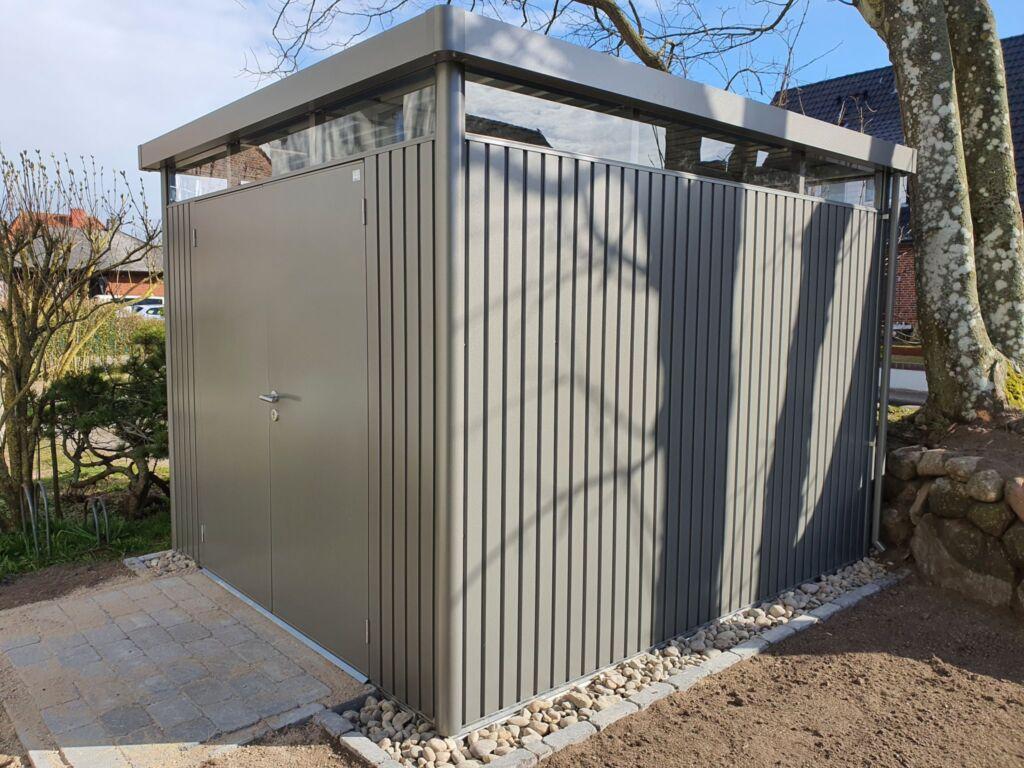 Brüggemann-Burg, Brüggemann-Burg West