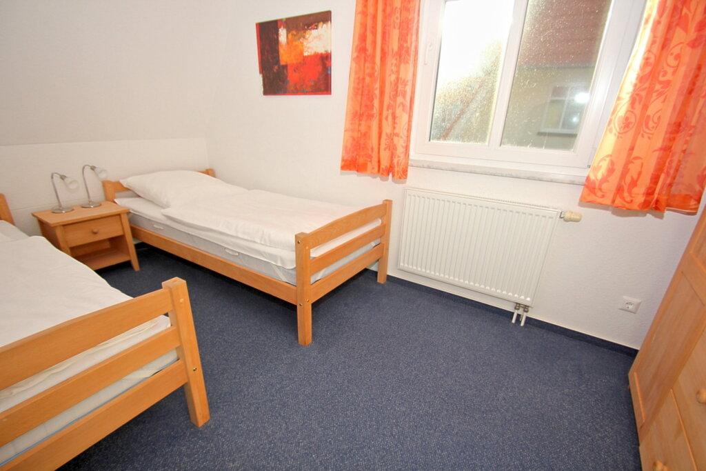 Hafenhäuser Wiek, B07: 60 m², 3-Raum, 4 Pers., Bal