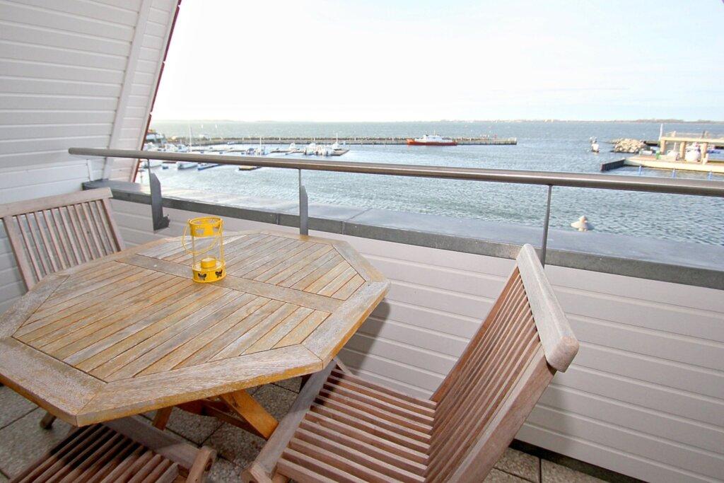 Hafenhäuser Wiek, C 18: 74m²; 3-Raum; 4 Pers; Balk