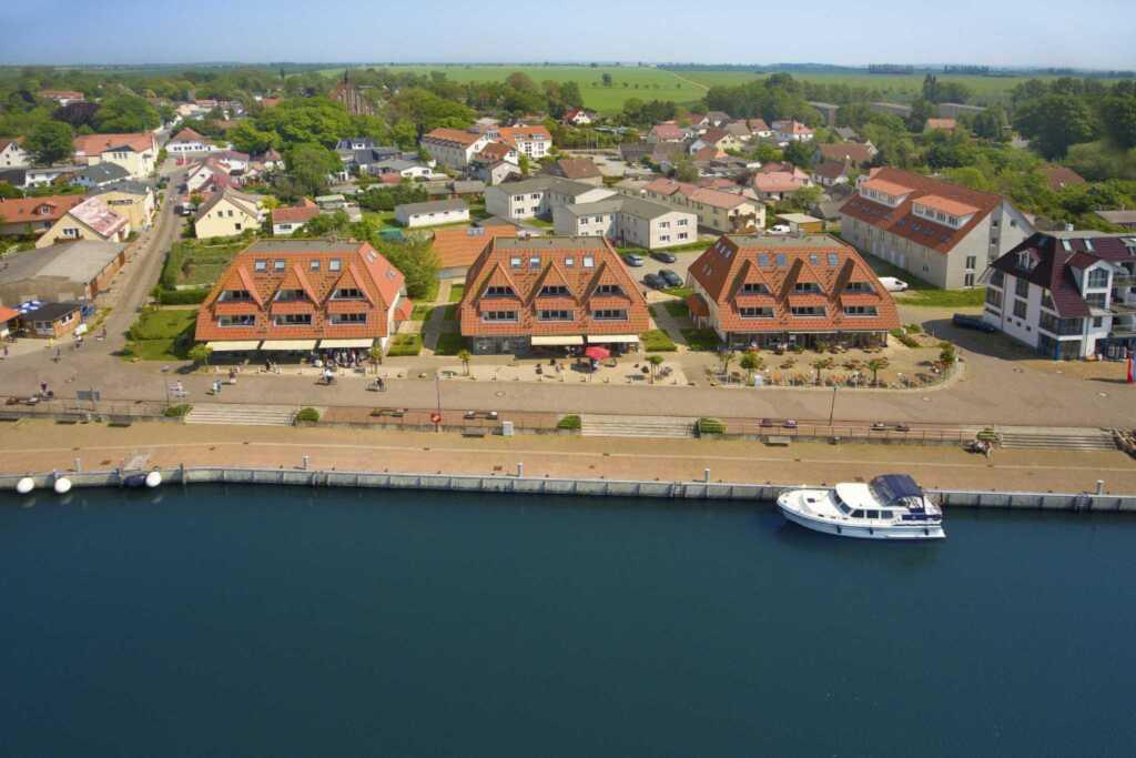 Hafenhäuser Wiek, C18: 74m², 3-Raum, 4 Pers, Balko