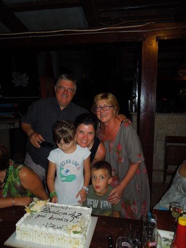 Ihre Vermieter - Familie Jovanovic