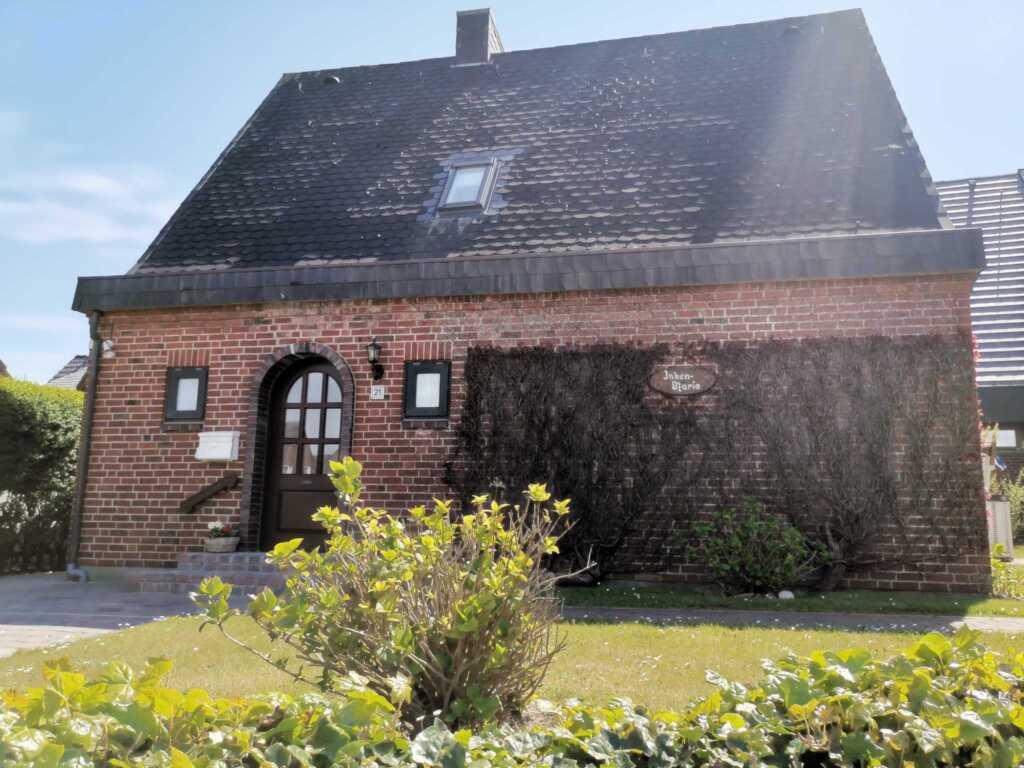 Haus Inken-Maria, Ferienwohnung Westen