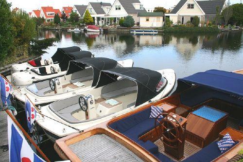 Boote zu mieten ohne Fahrschein