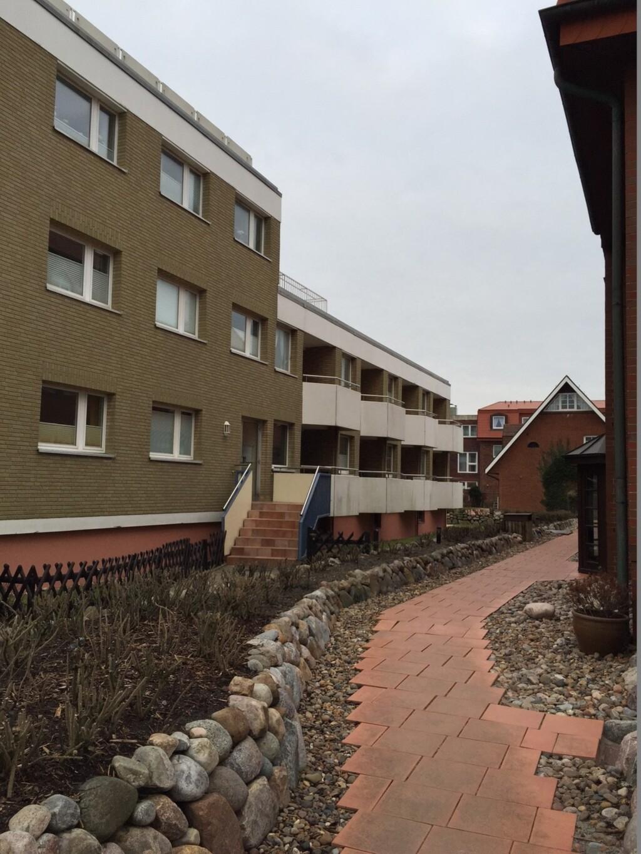 Haus Undine - Appartement 47, Ferienwohnung Haus U