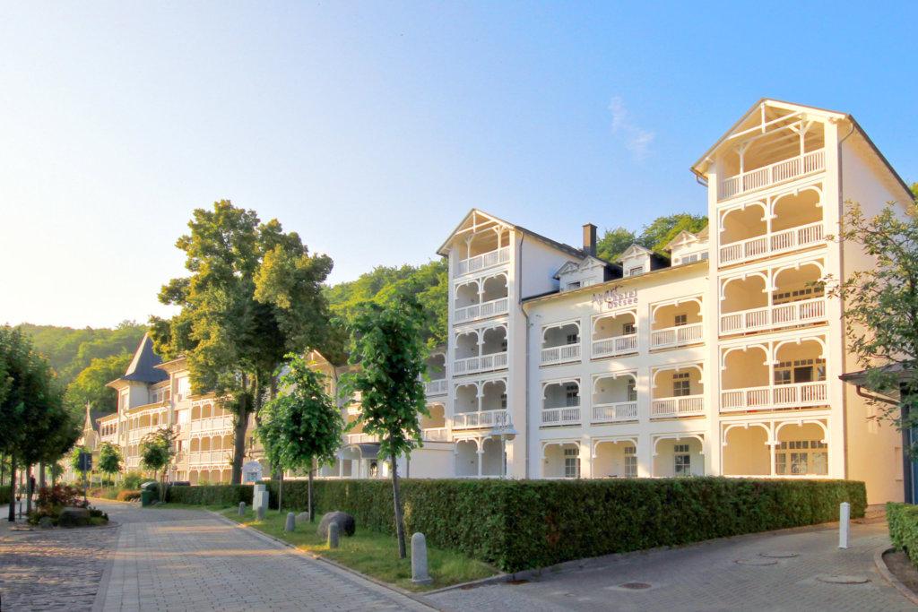 Aparthotel Ostsee (Strandpromenade Binz), D 18: 40