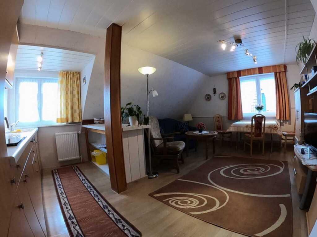 Haus Geisendorf, Wohnung West