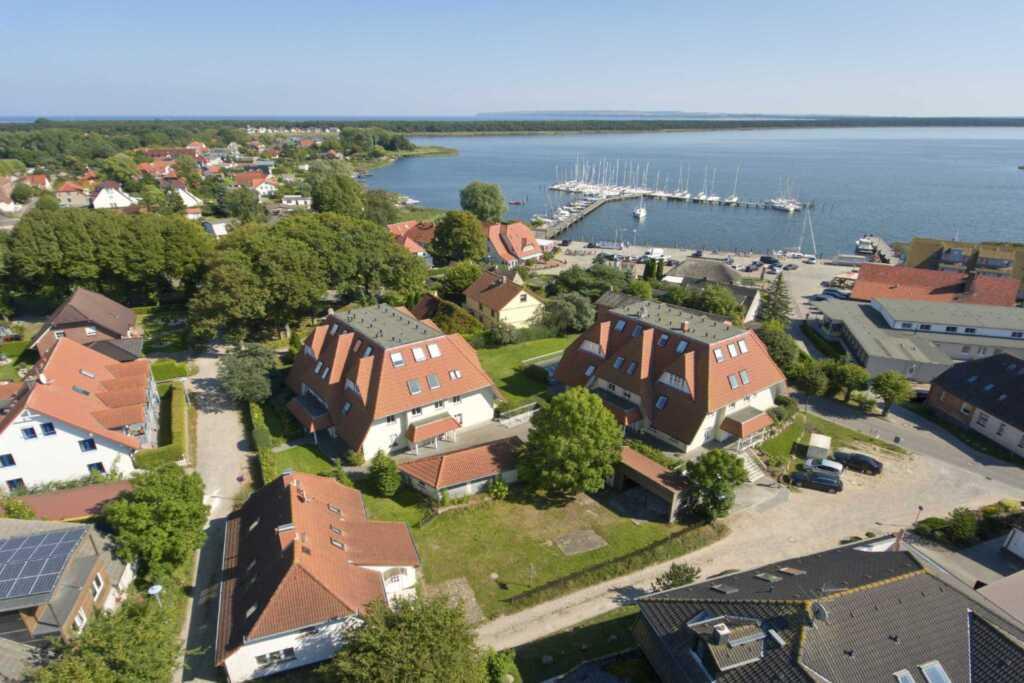 Hafenhäuser Breege, A05: 57m², 2-Raum, 3 Pers., Ba