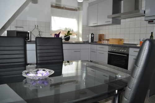 Eine Küche zum Wohnen