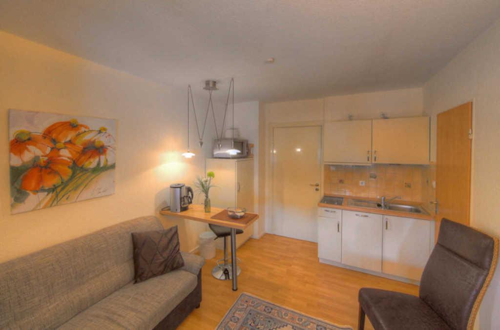 Apart - Hotel Klara, Typ 1 Dreiraum Appartement