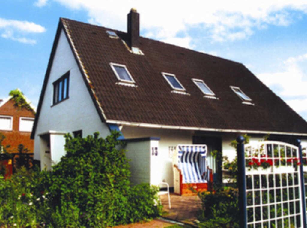 Haus Scheel, Appartement mit Terrasse (Freisitz)