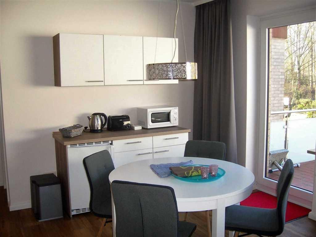 Appartementvermietung Paape, 2,5 Zimmer-Apparteme
