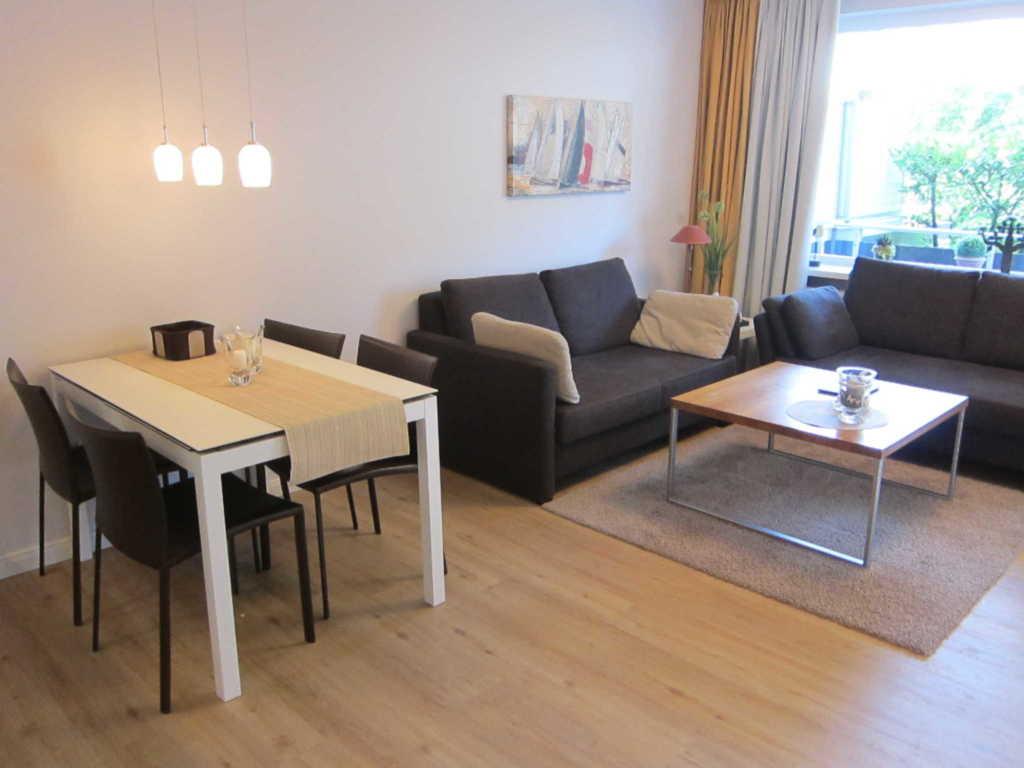 Appartementvermietung Paape, 1 Zimmerappartement
