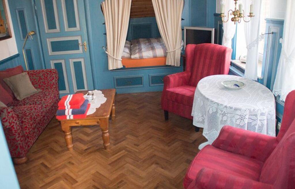 Haus Kapitän Hansen, Wohnung 4