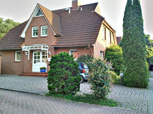 Ansicht Ferienwohnung Auf der Bojewiese