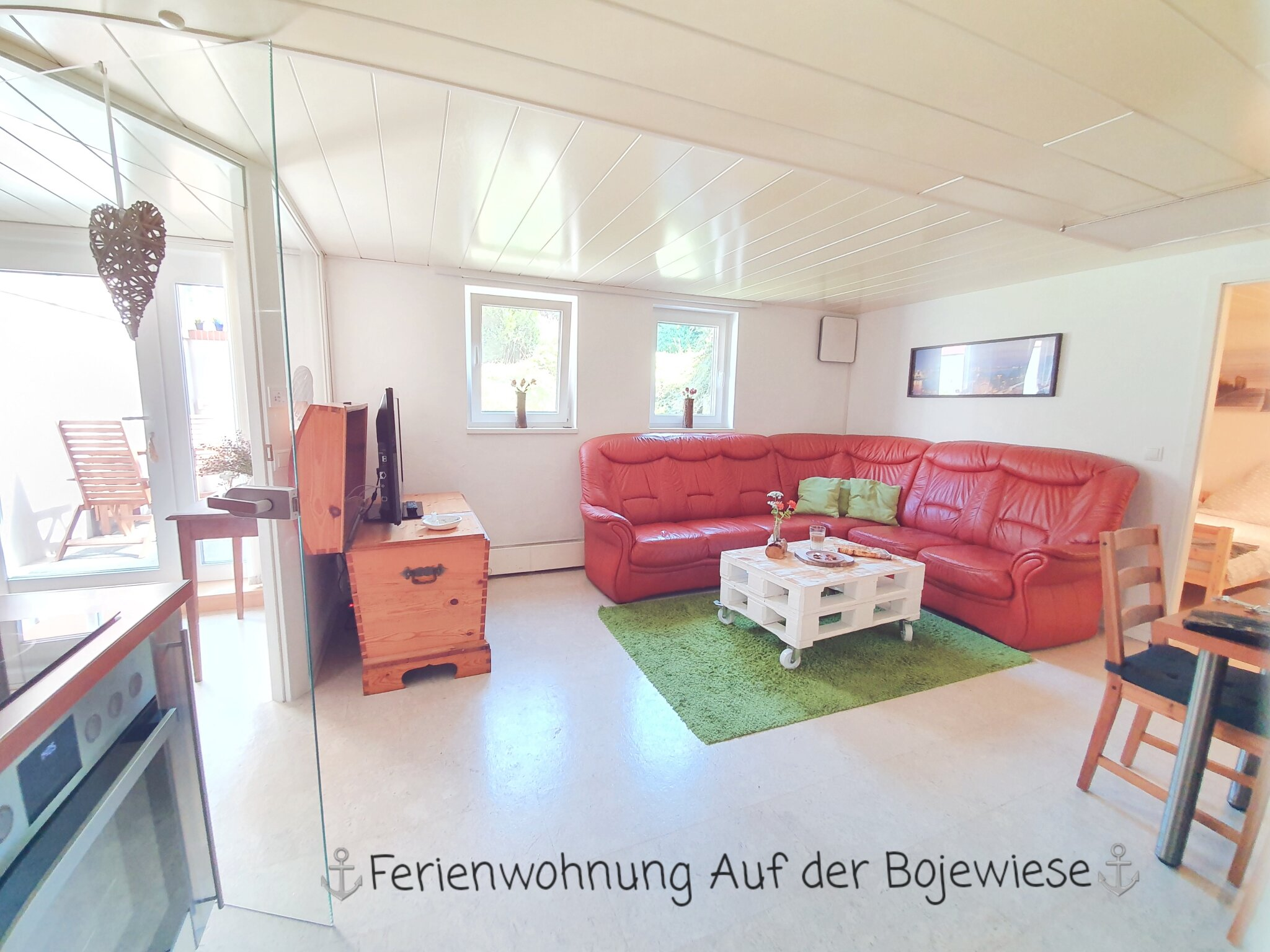 Schlafzimmer Hamburg mit Doppelbett