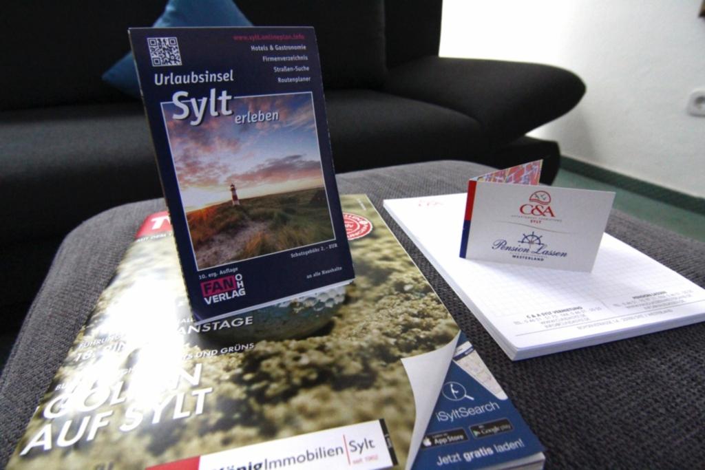 pension lassen doppelzimmer robinson cruso in sylt westerland schleswig holstein objekt 70547. Black Bedroom Furniture Sets. Home Design Ideas
