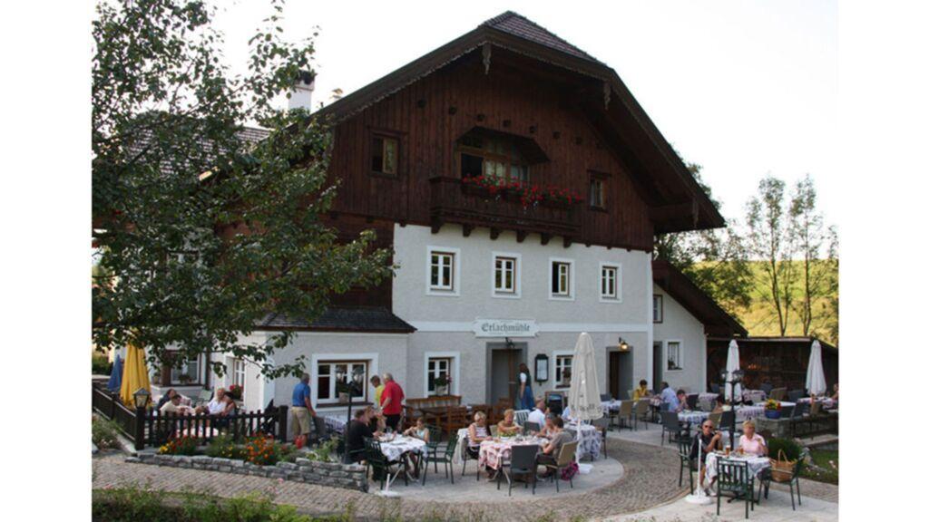 Erlachmühle, Müllerwohnung
