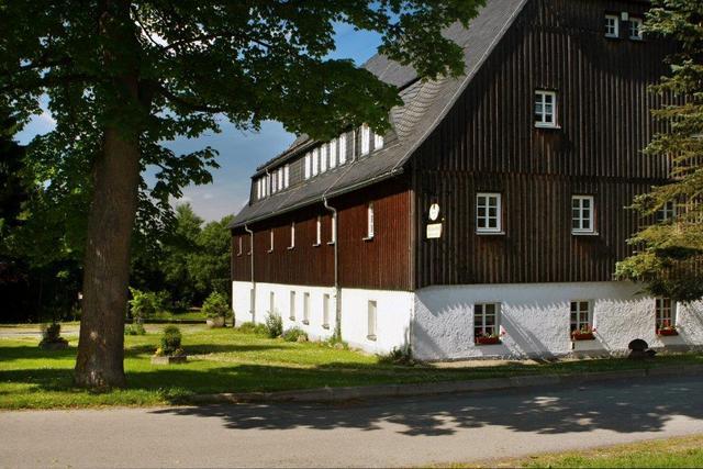 Waldgasthof Bad Einsiedel, Mehrbettzimmer