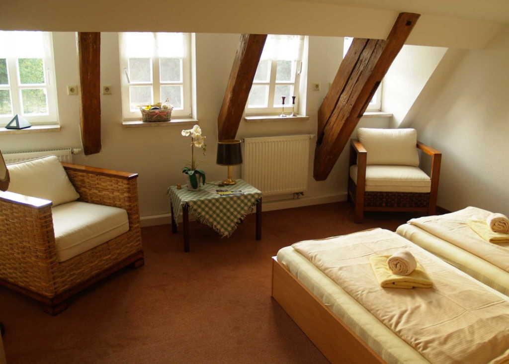 Waldgasthof Bad Einsiedel, big Familienzimmer bis