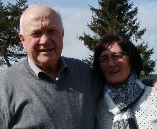 Vermieter Agnes und Ernst Görgen