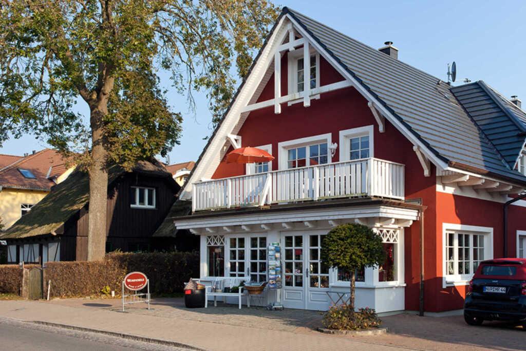 Ferienhaus Seerose - Strandrose, Ferienwohnung See