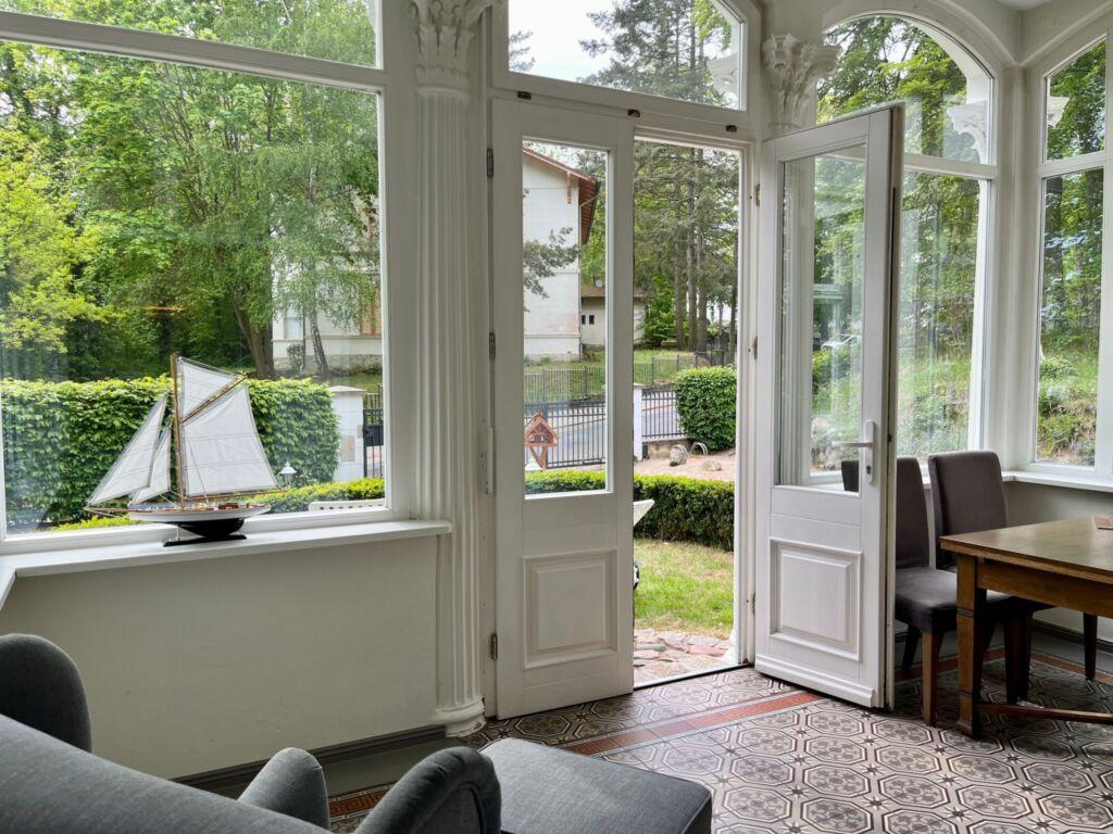 Villa Achterkerke, Fewo3 EG S�d