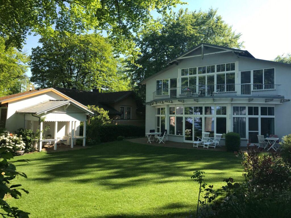 Villa Achterkerke, Fewo1 OG Süd