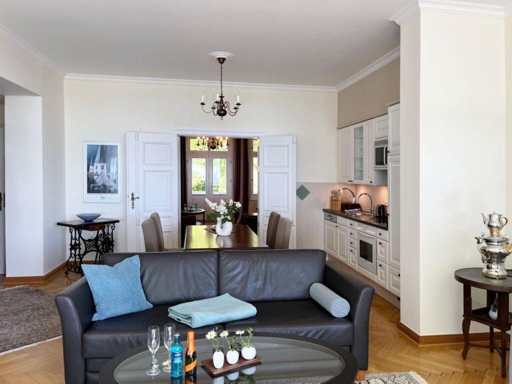 Villa Achterkerke, aObergeschoss