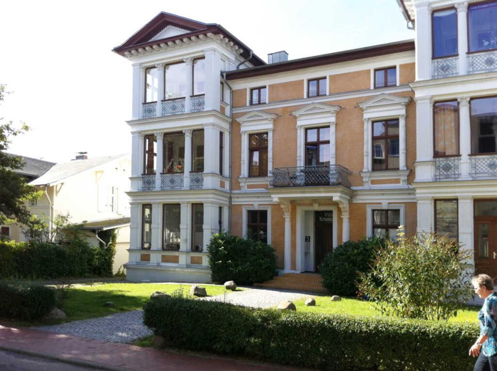 Achterkerke, Villa Kramme, Wohnung 1 (1.OG)