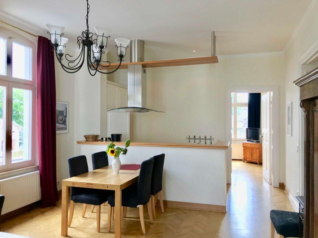 Achterkerke, Villa Kramme, Wohnung 2 (2.OG)