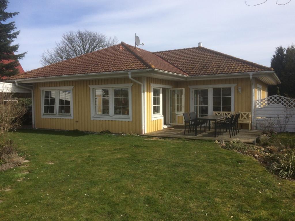Schwedenhaus Polchow, Schwedenhaus