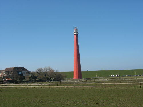 "Leuchtturm ""De Lange Jaap"""