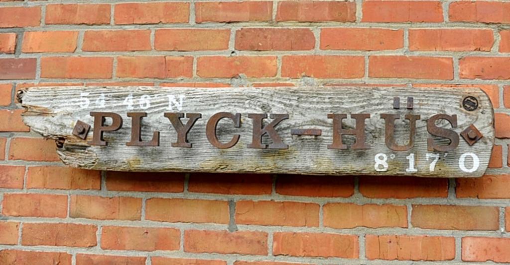 Ferienhaus 'PLYCK-HÜS'
