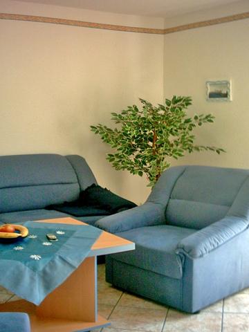 Doppel-Ferienhaus in Baabe, Haushälfte A
