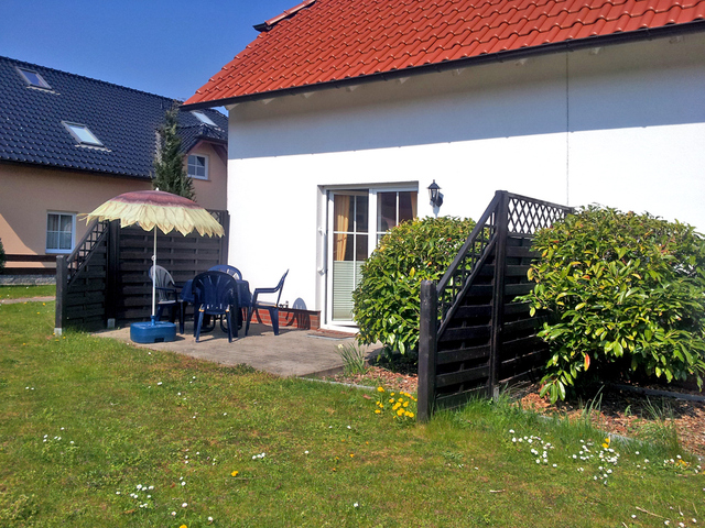 Doppel-Ferienhaus in Baabe, Haush�lfte A